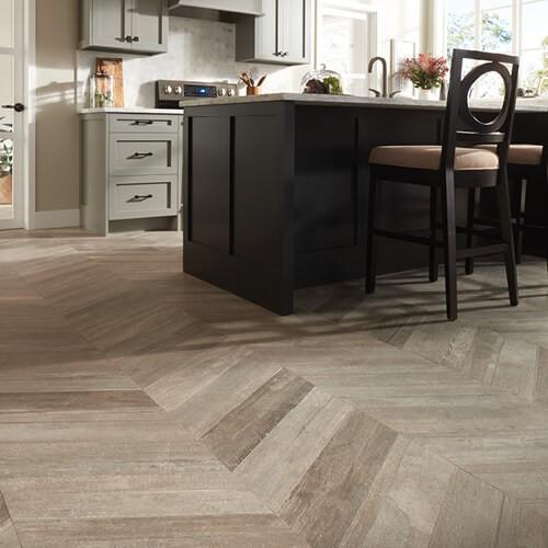 Glee chevron tile flooring   LA Carpet Warehouse, Inc