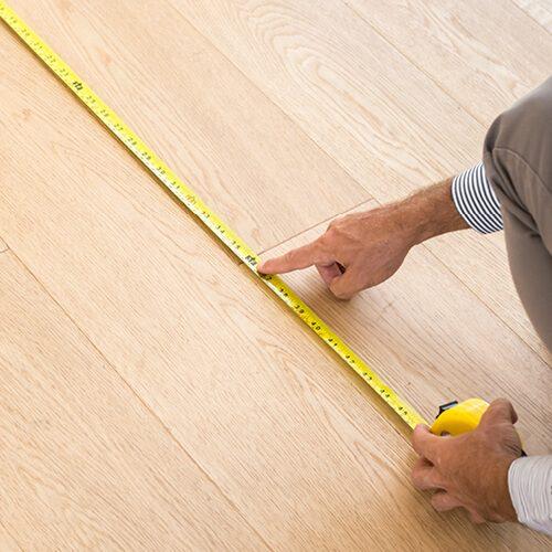 Floor measurement | LA Carpet Warehouse, Inc