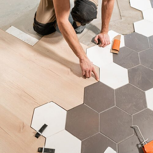 Floor installation services | LA Carpet Warehouse, Inc